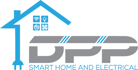 DPP Smart Homes & Electrical Logo