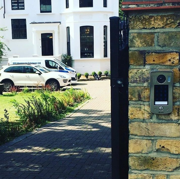Intercoms and gate automation